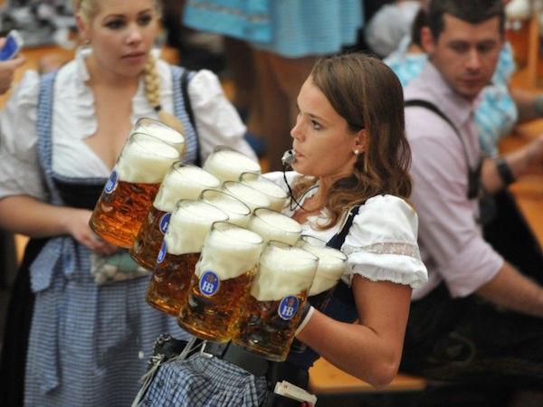 Oktoberfest nedir? Ne zaman, nerede? Münih, Almanya, bira festivali
