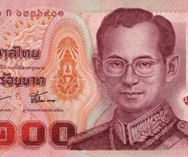 Tayland gezisi için gerekli para, bütçe