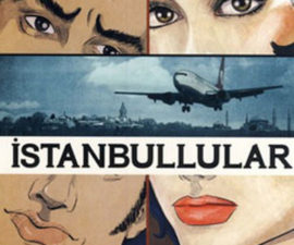 İstanbullular kitabı Buket Uzuner