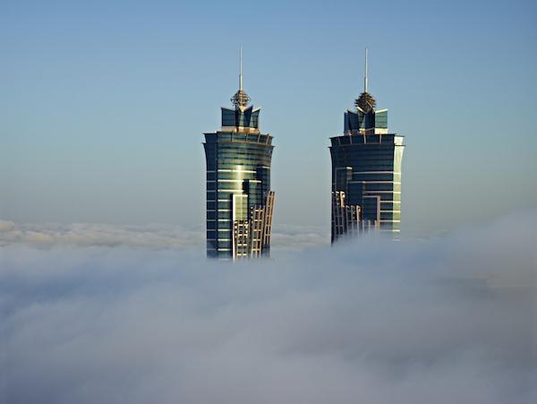 Dünyanın En Yüksek Oteli JW Marriott Marquis Dubai
