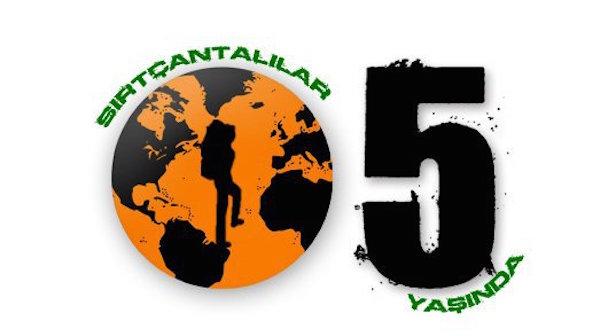 Sırtçantalılar Topluluğu 5. yıl kutlaması