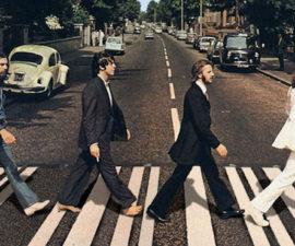 The Beatles London Abbey Road Londra