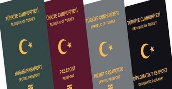 En pahalı pasaport dünya rekoru Türk pasaportu