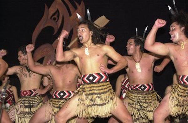 Maoriler Yeni Zelanda