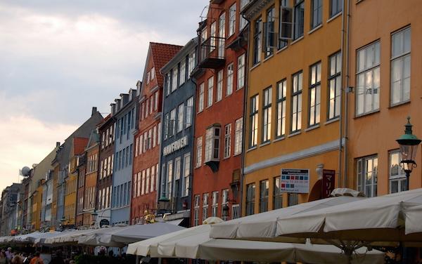 Nyhavn Kopenhag