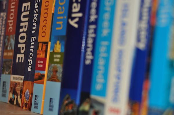 Seyahat Rehberleri ve Kitaplar