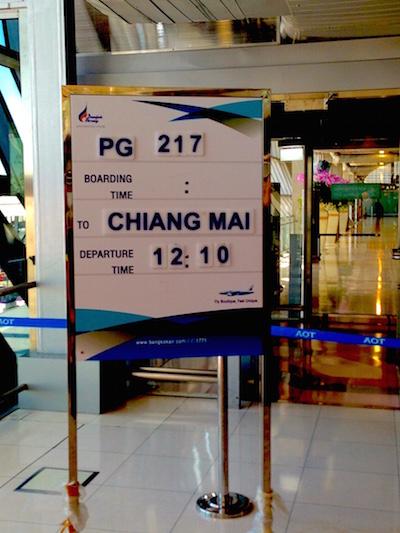 Bangkok Havayolları