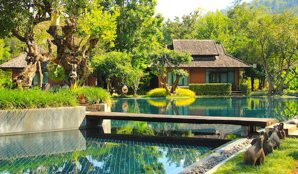 Lüks Tayland