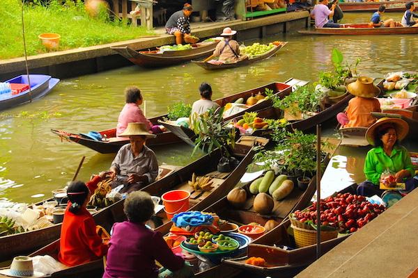 Tayland'da Yapılacak Şeyler