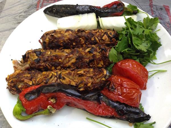 Urfa Keme Kebabı