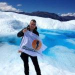Sırtçantalılar Antarktika'da