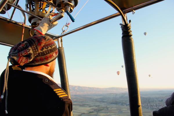 Balon Pilotu