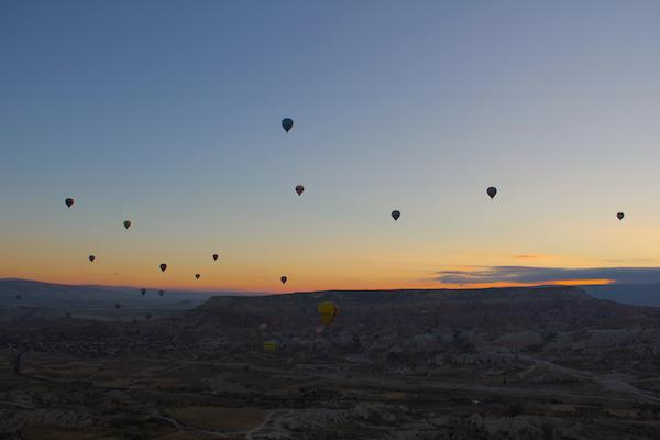 Göreme Kapadokya