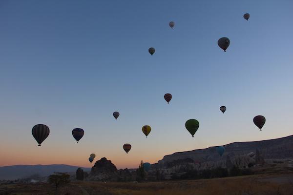 Kapadokya Balon Turu Fiyatı