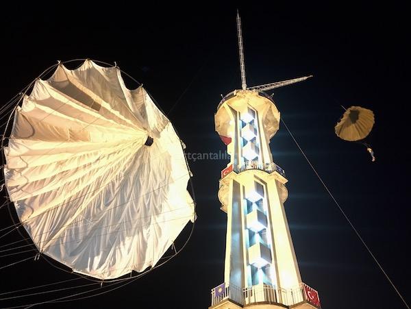 Paraşüt Kulesi
